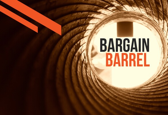 Bargain Barrel and Firearms Specials