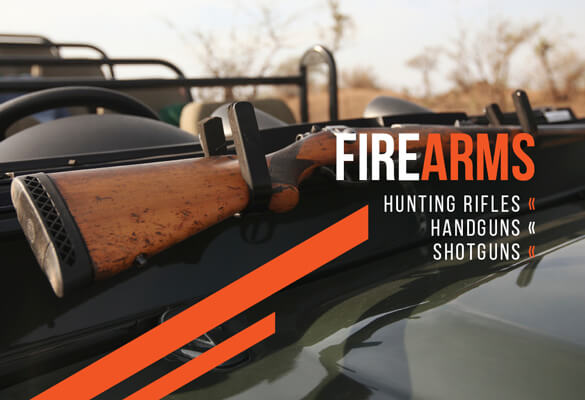 Firearms, Hunting Rifles and Shooting Accessories