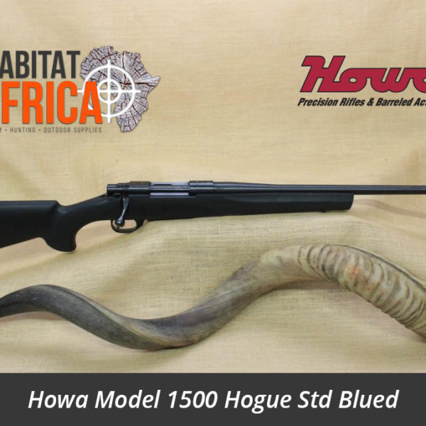 Howa Model 1500 Hogue Std Blued