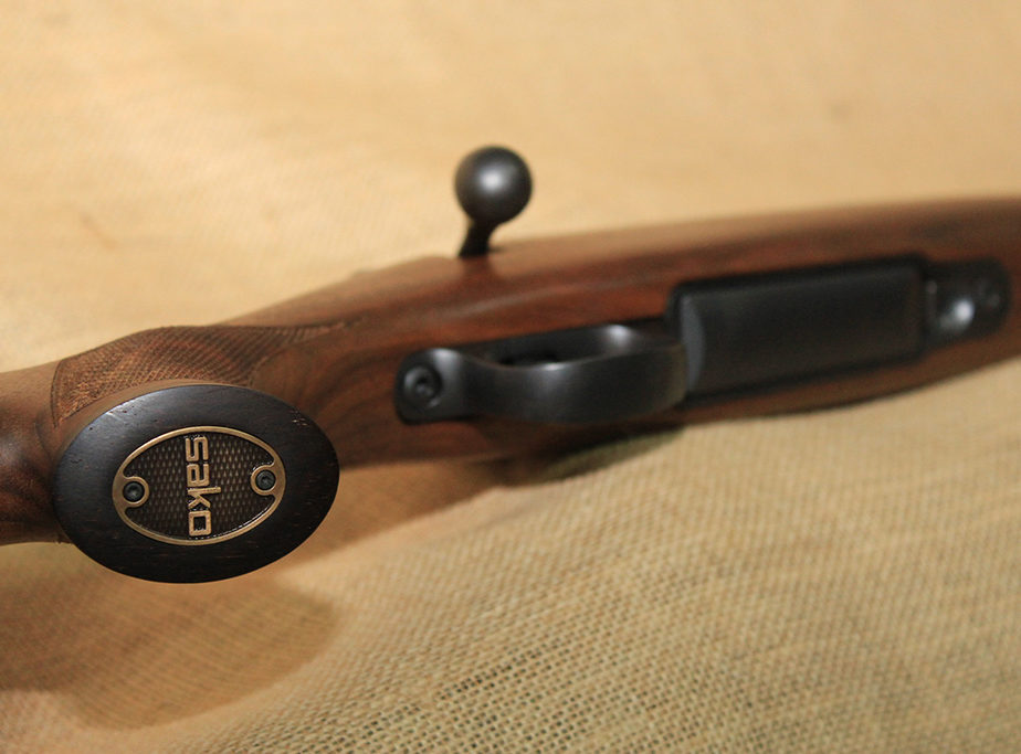 Sako 7mm 08 Remington Bavarian Habitat Africa