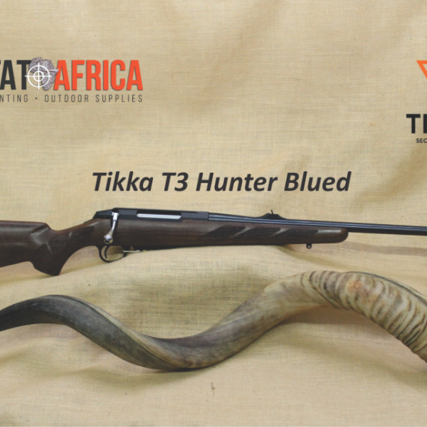 Tikka Hunter Blued