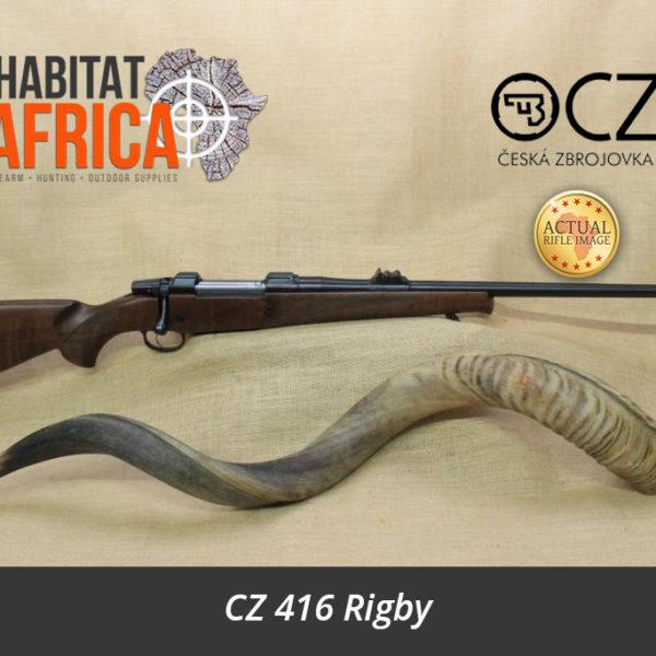 CZ 550 Magnum Lux 416 Rigby