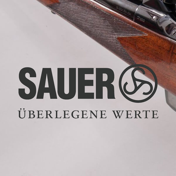 Sauer Hunting Rifles