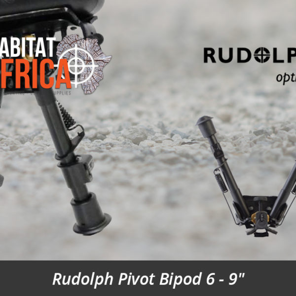 Rudolph Pivot Bipod 6 - 9