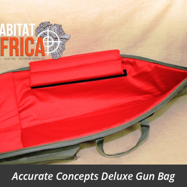 Accurate Concepts Deluxe Gun Bag