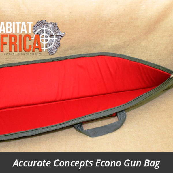 Accurate Concepts Econo Gun Bag