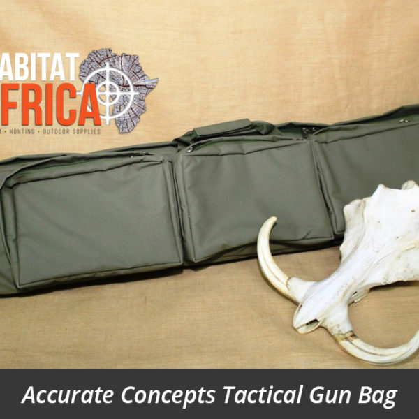 Accurate Concepts Tactical Gun Bag