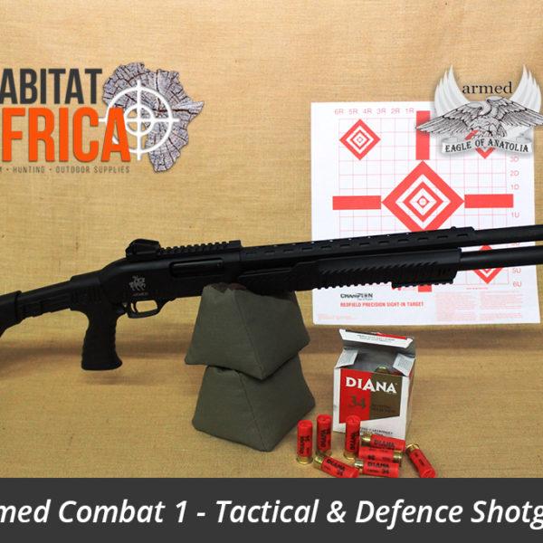Armed Combat 1 - Tactical & Defence Shotgun