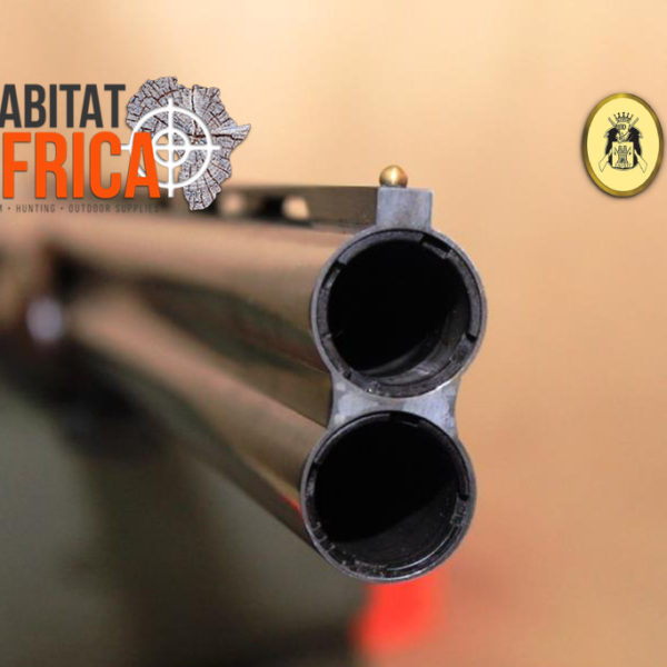 Fausti Albion SL Deluxe Hunting Shotgun - Barrel