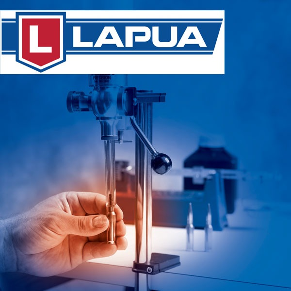 Lapua  Reloading Brass and brass cases