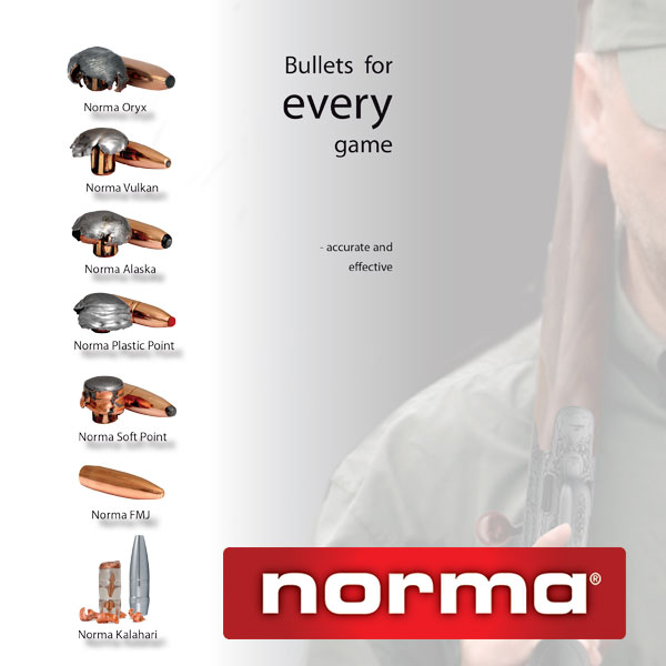 Norma  Reloading Brass and Brass Cases