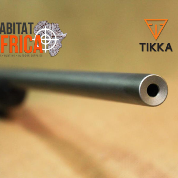 Tikka T3 243 Winchester Laminated Stainless - Barrel