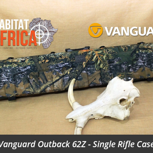 Vanguard Outback 62Z - Single Rifle Case