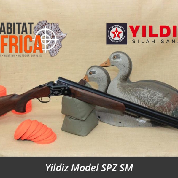 Yildiz Model SPZ SM Over Under Hunting Shotgun