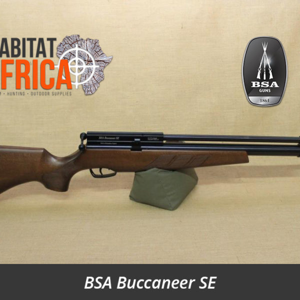 BSA Buccaneer SE Airgun Stock