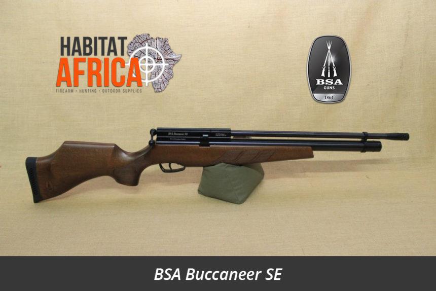 BSA Buccaneer SE Airgun Stock