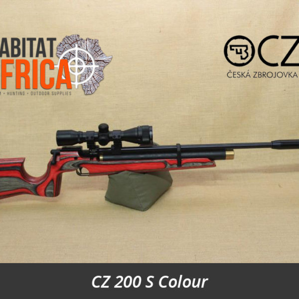 CZ 200 S Colour Air Gun