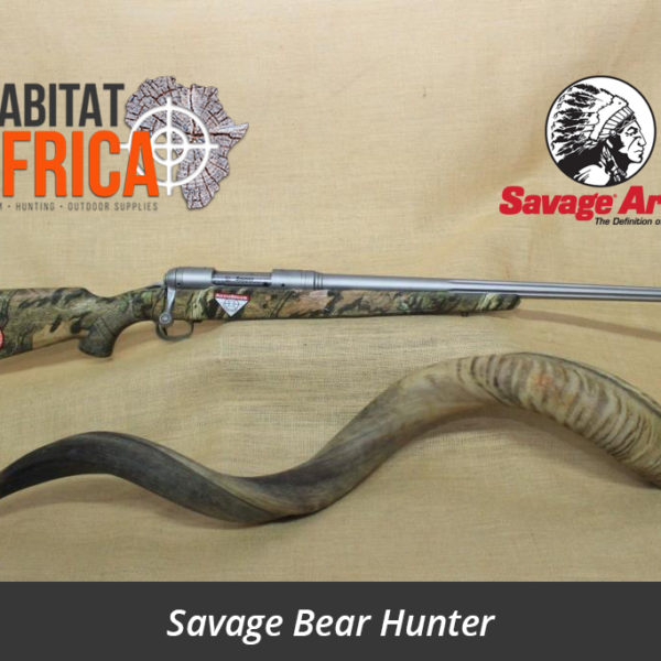 Savage Arms Bear Hunter Hunting Rifle