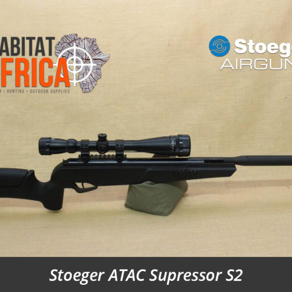 Stoeger ATAC Suppressor S2 Air Rifle