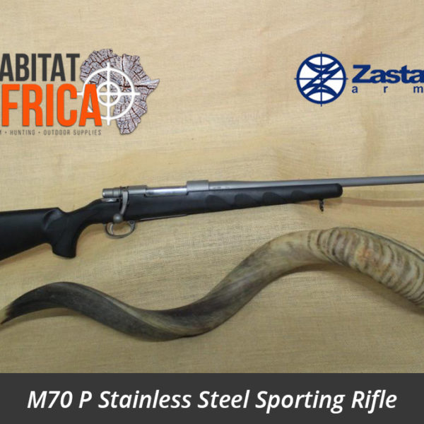 Zastava M70 P Stainless Steel Sporting Rifle