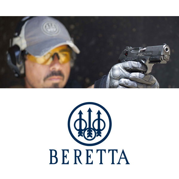 Beretta Pistols and Handguns