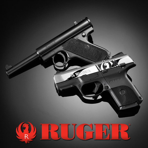 Ruger Pistols and Handguns