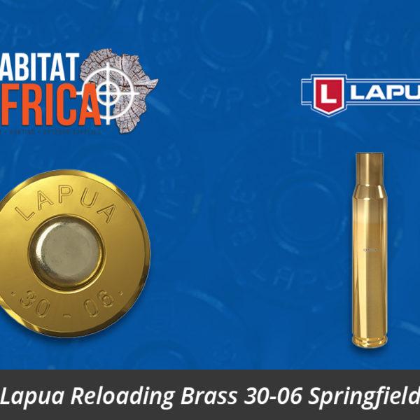 Lapua Reloading Brass 30-06 Springfield