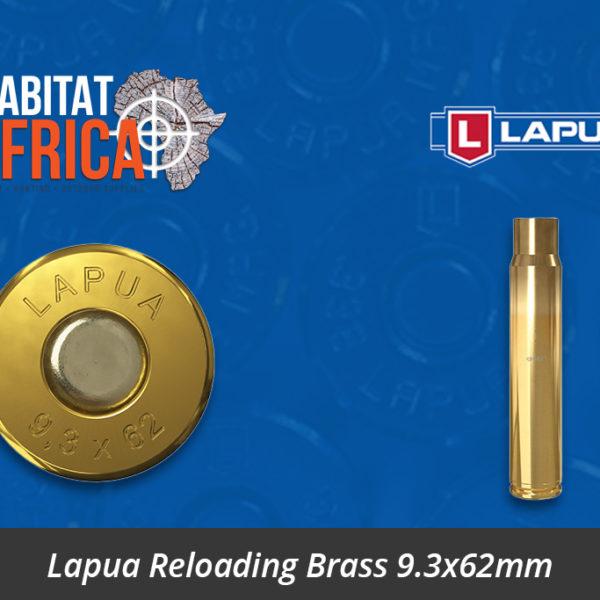 Lapua Reloading Brass 9.3x62mm