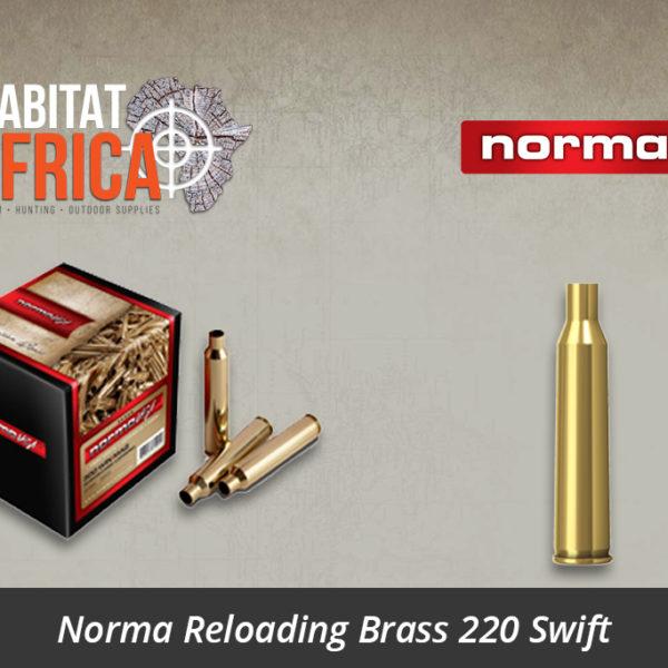 Norma Reloading Brass 220 Swift