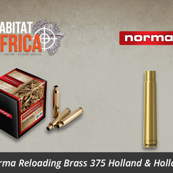 Norma Reloading Brass 375 Holland & Holland