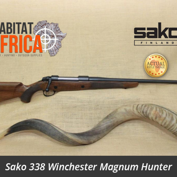 Sako 338 Winchester Magnum Hunter