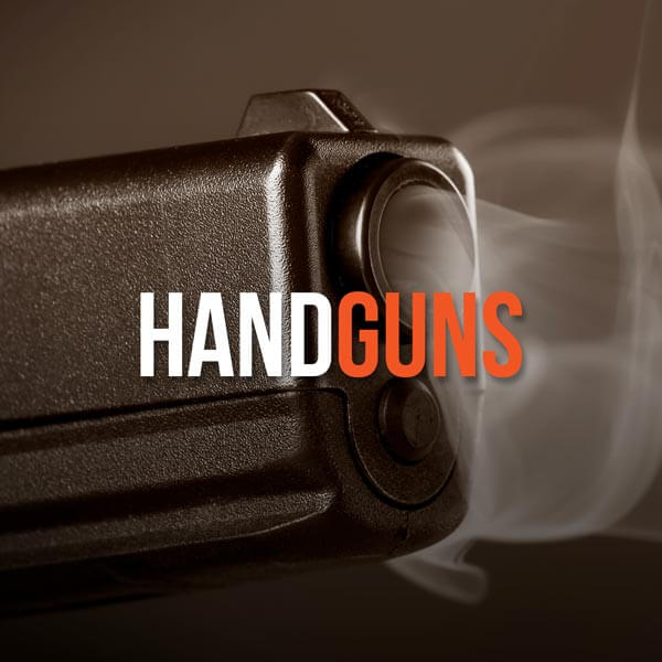 Pistols and Handguns - Habitat Africa