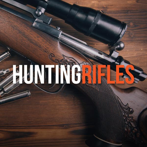 Hunting Rifles & Air Rifles