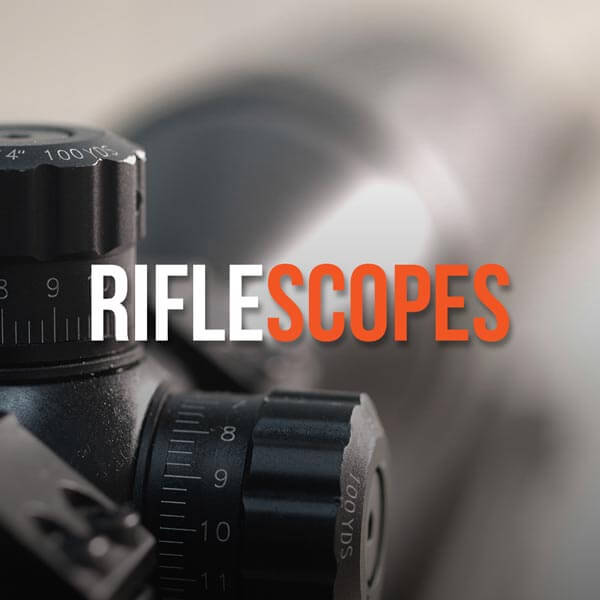 Hunting Rifle Scopes | Riflescopes