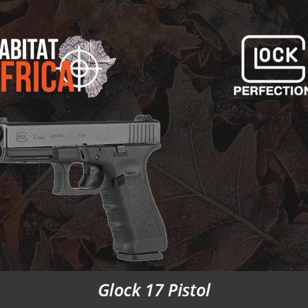 Glock 17 Gen4 | G17 Gen 4 9 x 19mm
