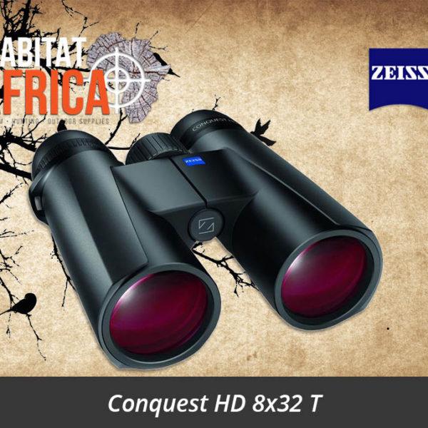 Zeis Conquest HD 8x32 T Binoculars