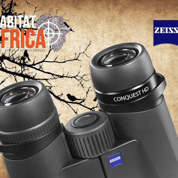 Conquest HD 8x32 T Binoculars Close Up