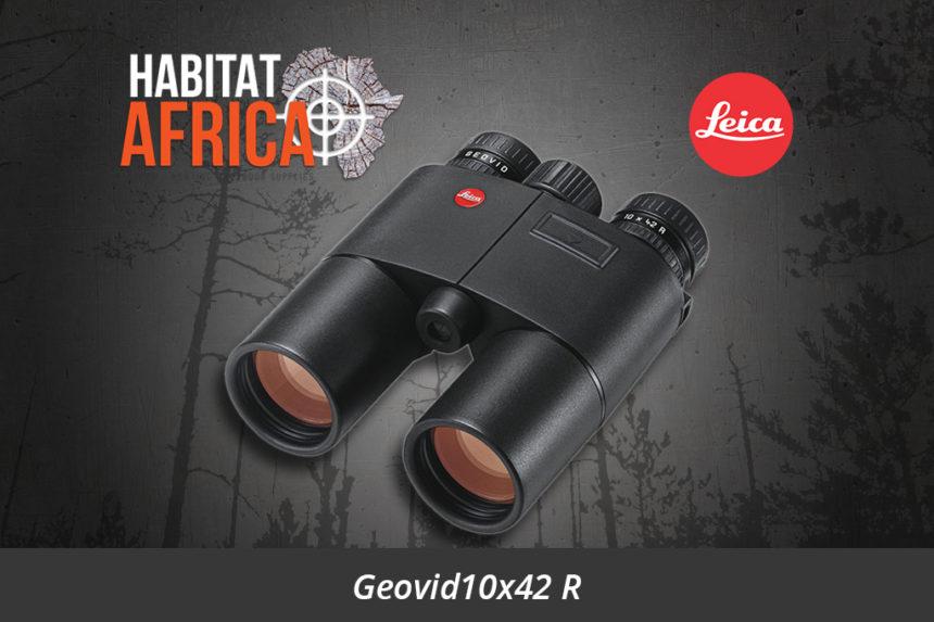 Leica Geovid 10x42 Rangefinder Binocular