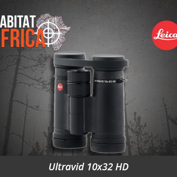 Leica Ultravid 10x32 HD BinocularsV2