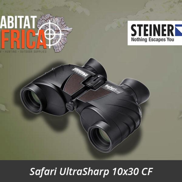 Steiner Safari UltraSharp 10x30 CF Binocular