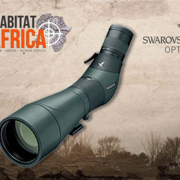 Swarovski ATS 80 HD Spotting Scope Front View