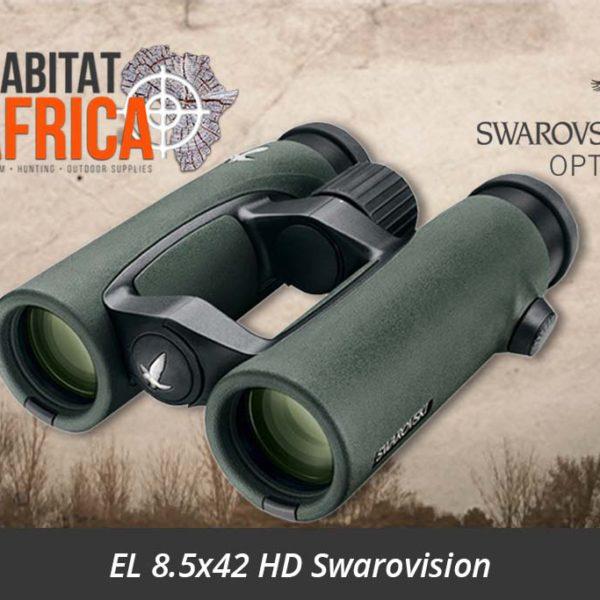 Swarovski EL 8.5x42 HD Swarovision Binoculars
