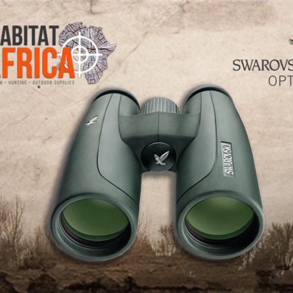 Swarovski SLC 10x42 Binoculars - Front View