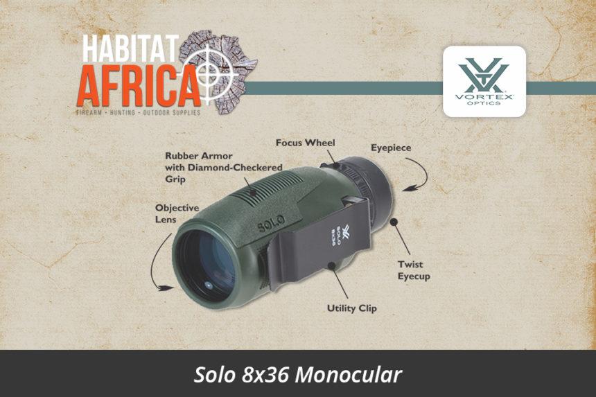 Vortex Solo 8x36 Monocular