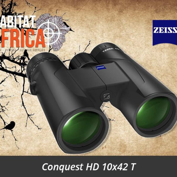 Zeiss Conquest HD 10x42 T Binocs