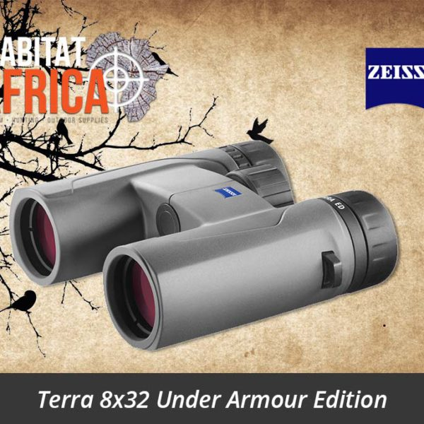 Zeiss Terra ED 8x32 Under Armour Edition Binoculars