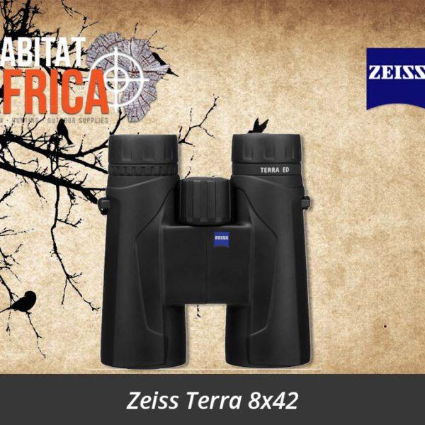 Zeiss Terra 8x42 Binocs