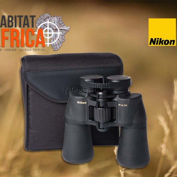 Nikon ACULON A211 12x50 Binoculars - Carry Case