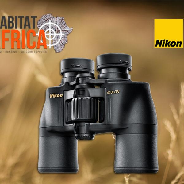 Nikon ACULON A211 8x42 Binoculars - Focus Wheel