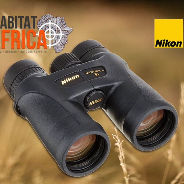 Nikon MONARCH 7 10x42 DCF Binoculars - Lenses